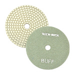 АГШК Ø100мм #BUFF TECH-NICK-White-Universal