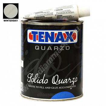 Клей-мастика SOLIDO QUARZO WINTERSKY(1л) TENAX