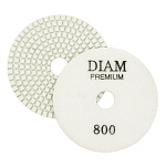 АГШК Ø100мм #800 DIAM Premium White Wet