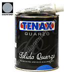 Клей-мастика SOLIDO QUARZO OCEAN GREY (1л) TENAX