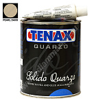 Клей-мастика SOLIDO QUARZO PEARL DARK (1л) TENAX